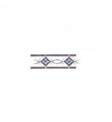 Ceramica Flecha Rombo Azul 8x25 (25f142w)