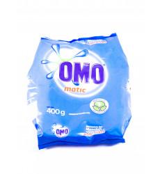 Detergente En Polvo 400gr   Omo