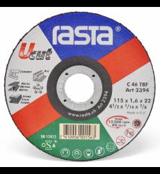 Disco Corte Art.2392 115x1.0x22 Mm. U-cut