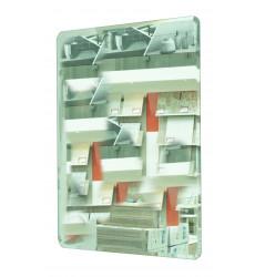 Espejo 45 X 60 Rect.c/bisel De Contorno (151456052