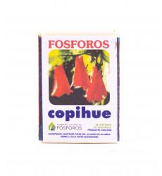 Fosforos Copihue Pqte 10un (87.642)