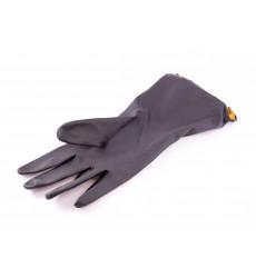 Guante Latex Industrial Negro Albanil T/9 *cm*