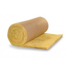 Aisl. Lana De Vidrio 1.20x12m 160mm C/papel 14.4m2