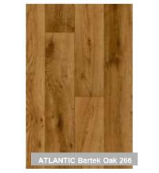 Linoleo Atlantic Bartek Oak 266 2.4mm 2mts.