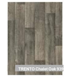 Linoleo Trento-chalet Oak Gris/trn-939 2 Mts