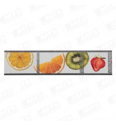 Listel Frutas 7x30 (7310s)