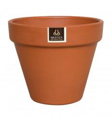 Macetero Trracota 24cm Ceramico