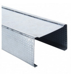 Metalcon Canal Normal 61x20x05x3 Mt (1.17kg) 1632