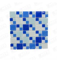 Mosaico Azulino E-0002 (040533001)