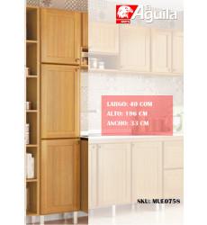 758 Mueble Despensa 040p/cereza