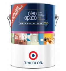 Oleo Opaco Blanco Tineta Tricolor8410027117