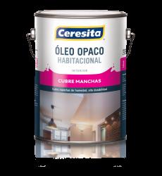 Oleo Opaco Base Blanca 1/4 Gl 1447004