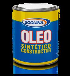Oleo Sint. Constructor Negro 1/4gl