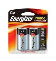 Pila Alcalina Energizer C2