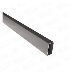 Perfil Rectangulo 10x20x1.5mm 6mt (3.54kg)