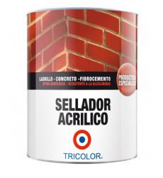 Sellador Acrilico Incoloro 1gl  8285982001