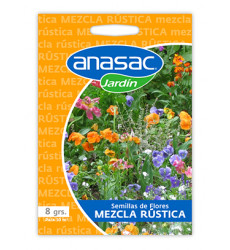 Sem Flor Silvestre Rustica (8 Gr)