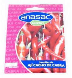 Semilla Hortalizas Aji Cacho Cabra X 1 Gr
