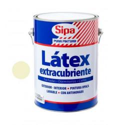 Latex Extracubriente Blanco 1/4 (41702004)