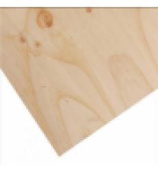 Terciado Estructural 9mm 122x244 (502729)15kg