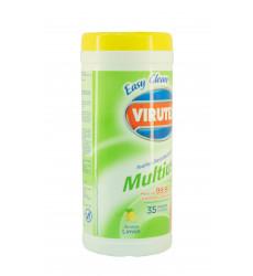 Toallas Desinfectantes Multiuso Virutex